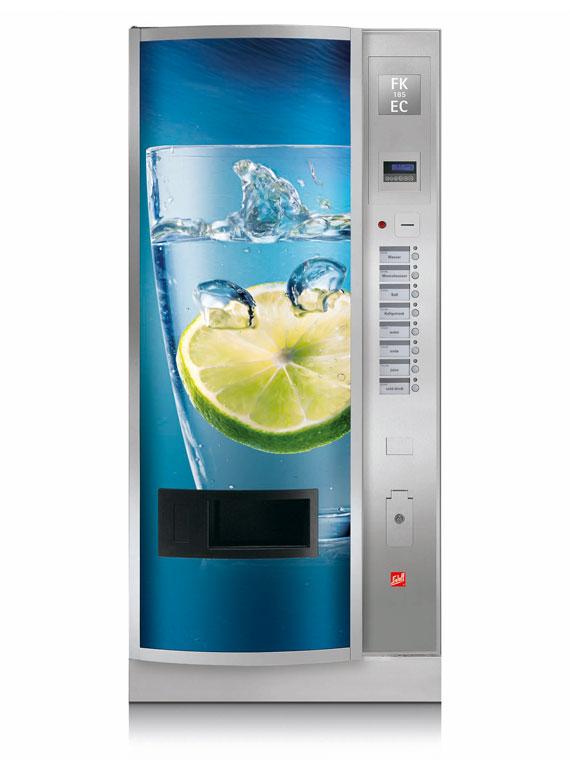 Getränkeservice Emini Getränkeautomaten
