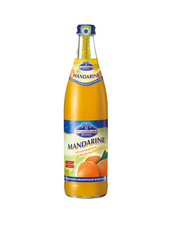 Brunnthaler Mandarine Limonade