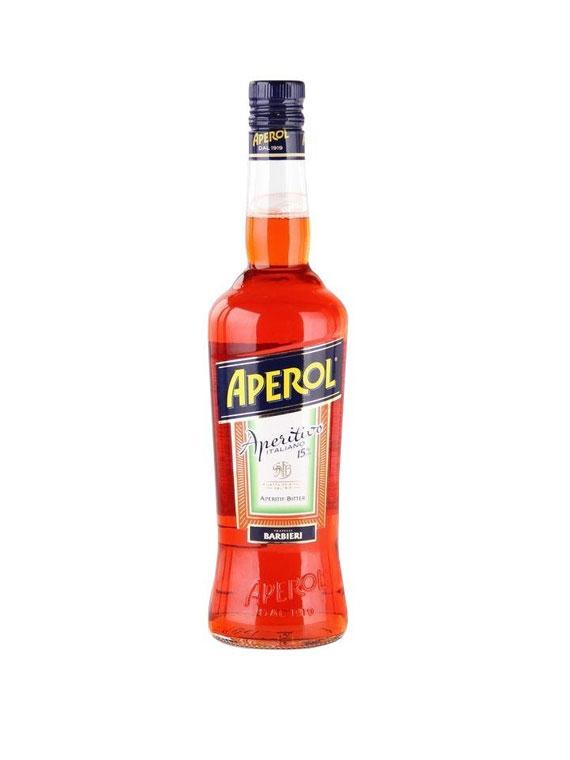 Spirituosen Aperol Bitter